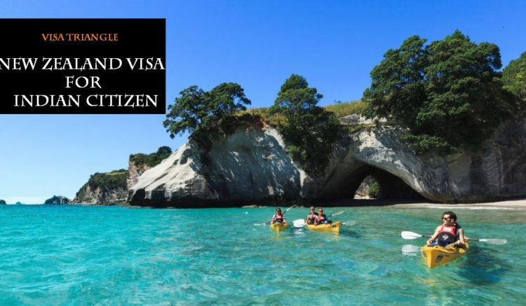 tourist visa for new zealand in india