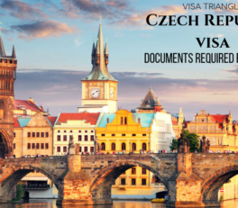 czech republic visa for indian