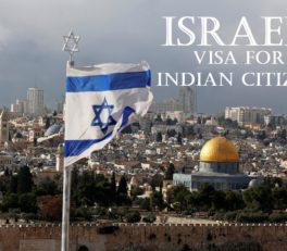 israel visa for indian