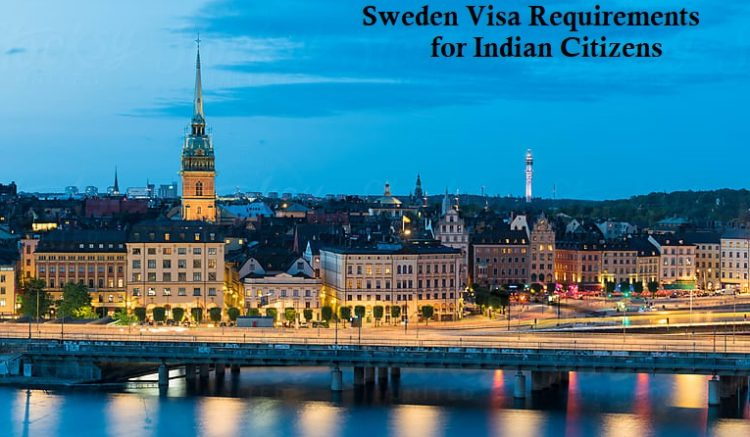 sweden visa for indian citizen
