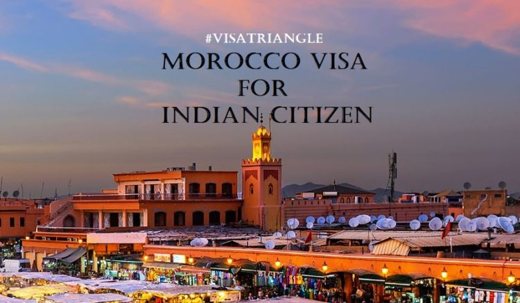 morocco visa for indian