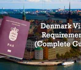 apply for Schengen Denmark Visa